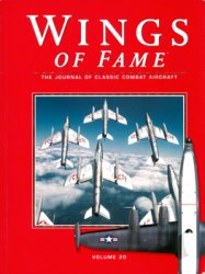 Wings of Fame Volume 20