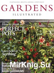 Gardens Illustrated - September 2016