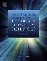 International Encyclopedia of the Social & Behavioral Sciences, 2nd Edition