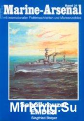 Marine-Arsenal 031 - Schulkreuzer Emden