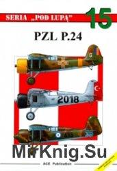 Seria Pod Lupa 15 - PZL P.24