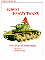 Soviet Heavy Tanks 1935-1967