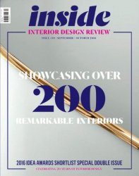 Inside - Interior Design Review - September-October 2016
