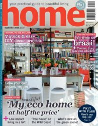 Home South Africa – September 2016