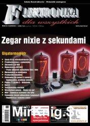 Elektronika Dla Wszystkich №6 2016