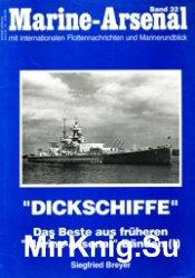 Marine-Arsenal 032 - Dickschiffe Das Beste aus fruheren MA-Banden (I)