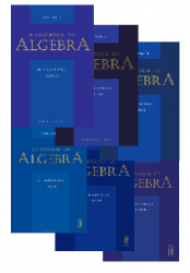 Handbook of Algebra, 6 vols set