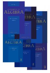 Handbook of Algebra, 6 vols set