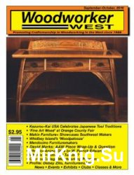 Woodworker West - September/October 2016