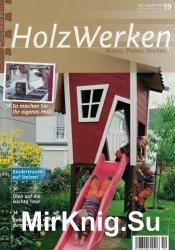 HolzWerken N.59 – Juli/August 2016