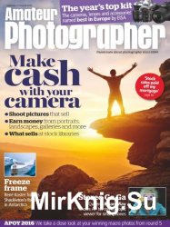Amateur Photographer 27 August 2016