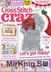 Cross Stitch Crazy №221, November 2016