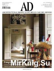 Architectural Digest Italia - Settembre 2016