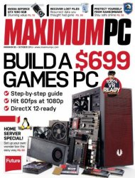 Maximum PC — October 2016