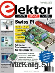 Elektor Electronics №9 2016 (Germany)