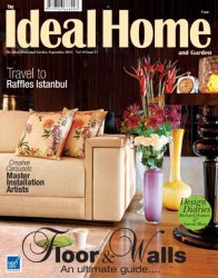 The Ideal Home and Garden India — September 2016
