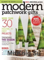 Modern Patchwork - Gifts 2016