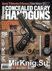 Conceal & Carry Handguns - Fall 2016