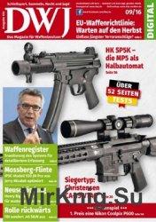 DWJ - Magazin fur Waffenbesitzer 2016-09