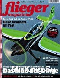 Fliegermagazin 2016-09