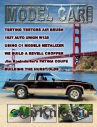 Model Car Builder - Summer 2016