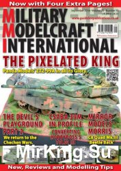 Military Modelcraft International September 2016