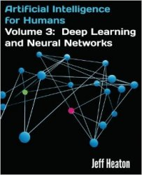 Artificial Intelligence for Humans, Volume 1-3