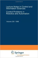 Control Problems in Robotics and Automation