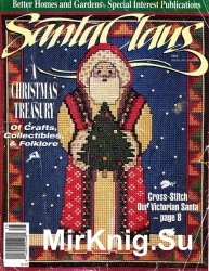 Santa Claus: A Christmas Treasury of Crafts, Collectibles, & Folklore