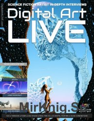 Digital Art Live August 2016