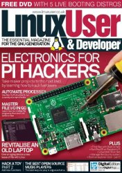 Linux User & Developer — Issue 169 2016
