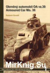 Obrneny automobil OA vz30 / Armoured Car Mo. 30