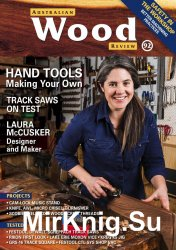 Australian Wood Review №92 2016