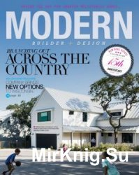 Modern Builder & Design - August/September 2016