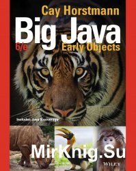 Big Java: Early Objects, 6th Edition