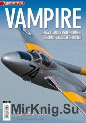 Vampire: De Havilland's Twin-Boomed, Ground-Attack Jet Fighter (Aeroplane Icons)