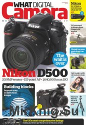 What Digital Camera October 2016