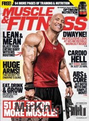 Muscle & Fitness №9 (September 2016) USA