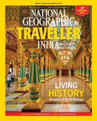 National Geographic Traveller India - August 2016