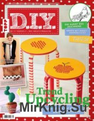 D.I.Y. Do it Yourself - Das Kreativmagazin №4 2016