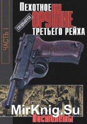 Пехотное оружие третьего рейха. Часть 1. Пистолеты