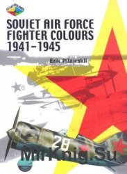 Soviet Air Force Fighter Colours 1941-1945