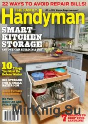 The Family Handyman - October 2016