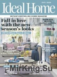Ideal Home UK - October 2016