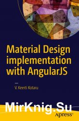Material Design implementation with AngularJS: UI Component Framework