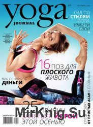 Yoga Journal №77 2016 Россия