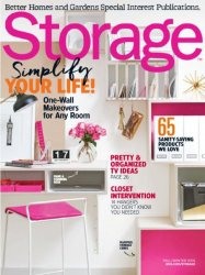 Better Homes and Gardens - Storage - Fall-Winter 2016