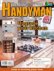 The Home Handyman — August 2016