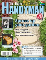 The Home Handyman — September 2016
