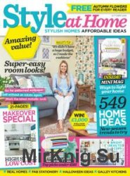 Style at Home UK - October 2016